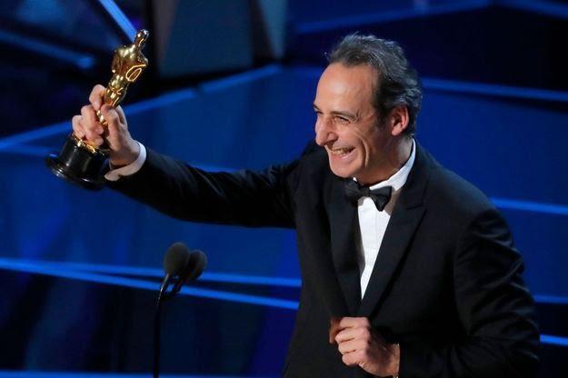 Alexander Desplat, premio Oscar 2018